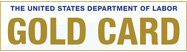 US Department of Labor Gold Card