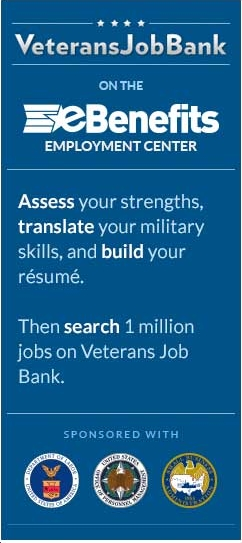 Veterans Job Bank Web Badge