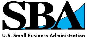 Small Business Administration logo.