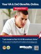 VA/DoD eBenefits Advertisment thumbnail