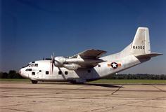 C-123 aircraft